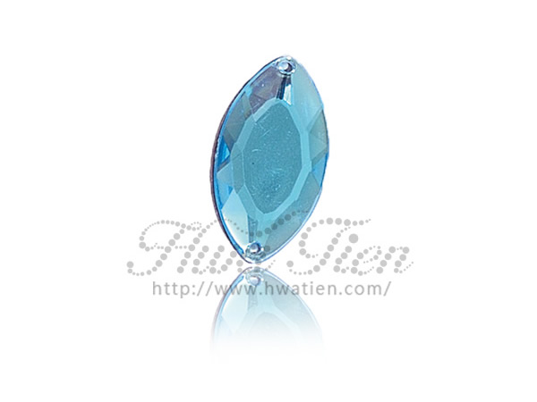 Horse Eye Acrylic Rhinestone, Hwa Tien Professional Supplier